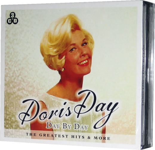 Doris Day The Greatest Hits Day By Day 3 CD 1950s Music Songs - New &  Sealed • $24 44