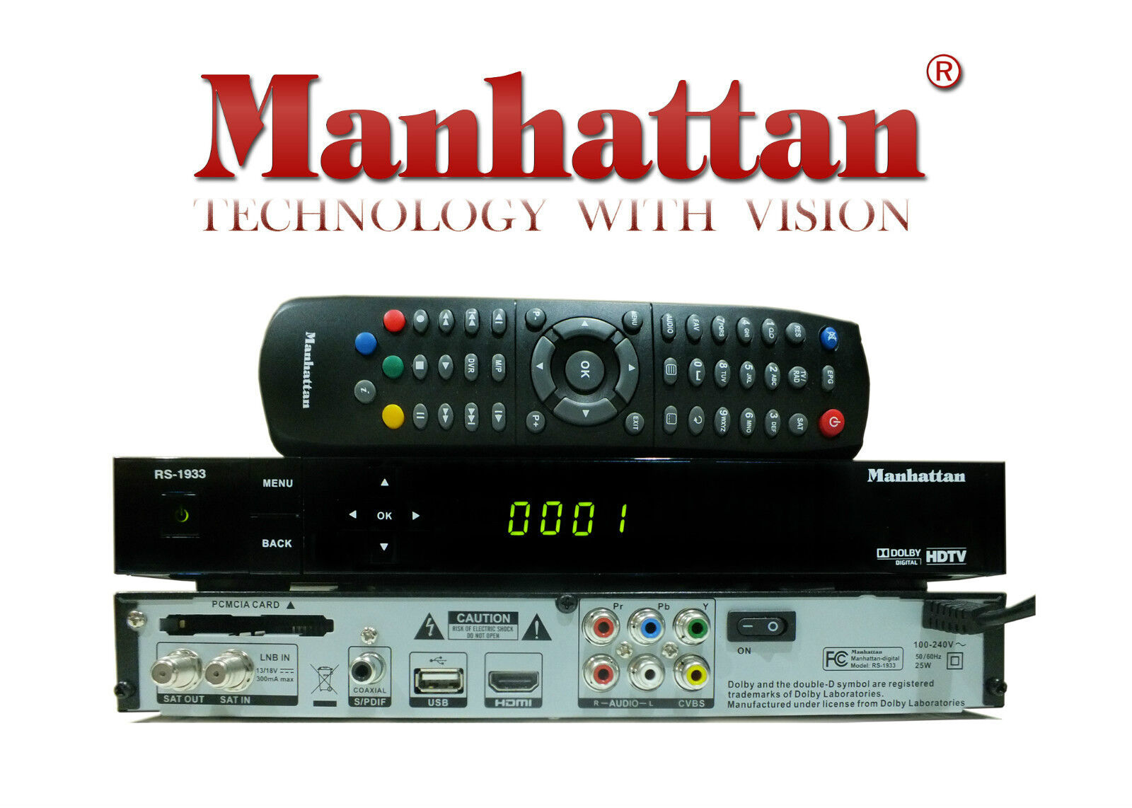 Review of Manhattan RS 1933 SatelliteGuys US