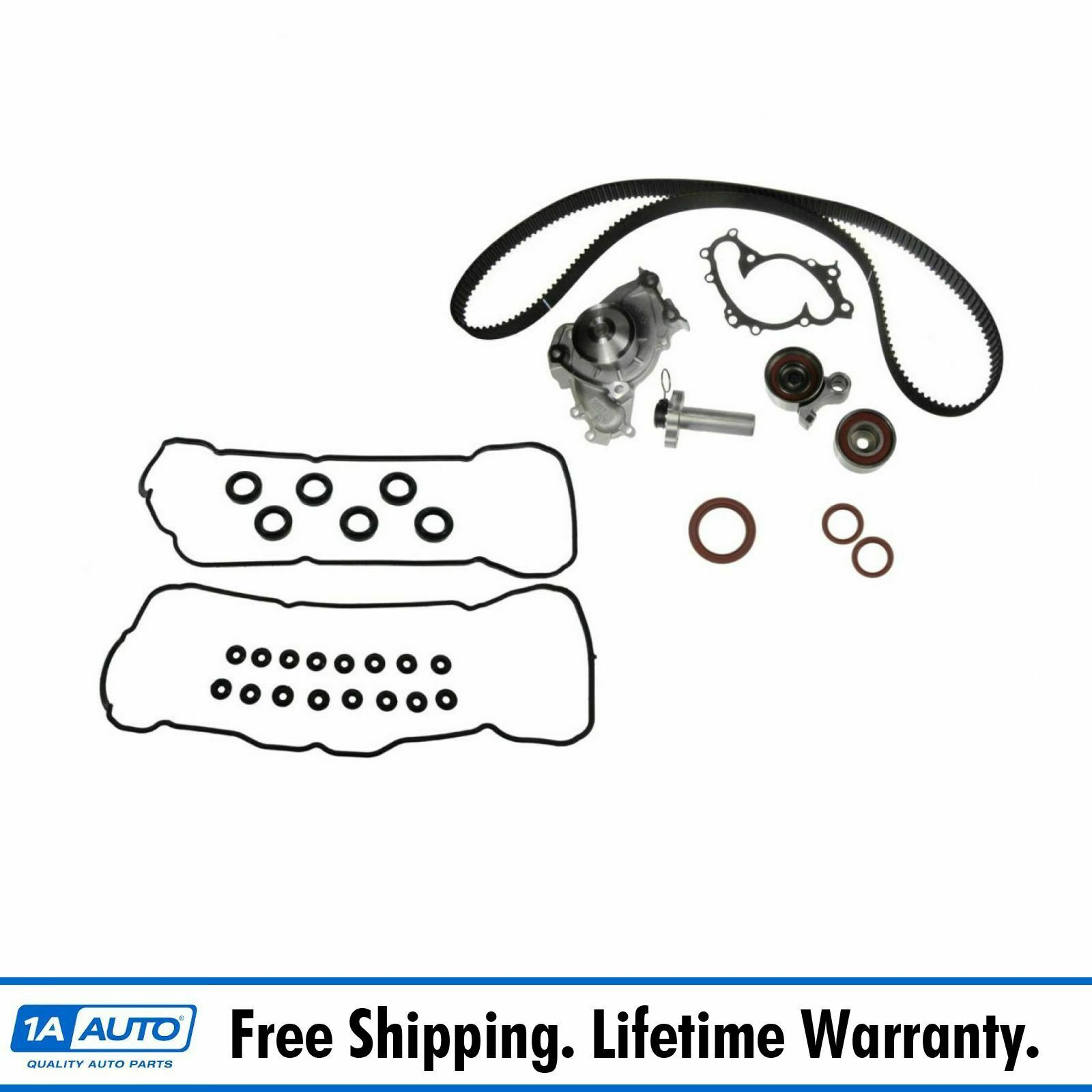 Timing Belt Water Pump Valve Cover Gasket Seals Kit Set For Lexus 1999 Honda Accord 1 Of 3only 3 Available
