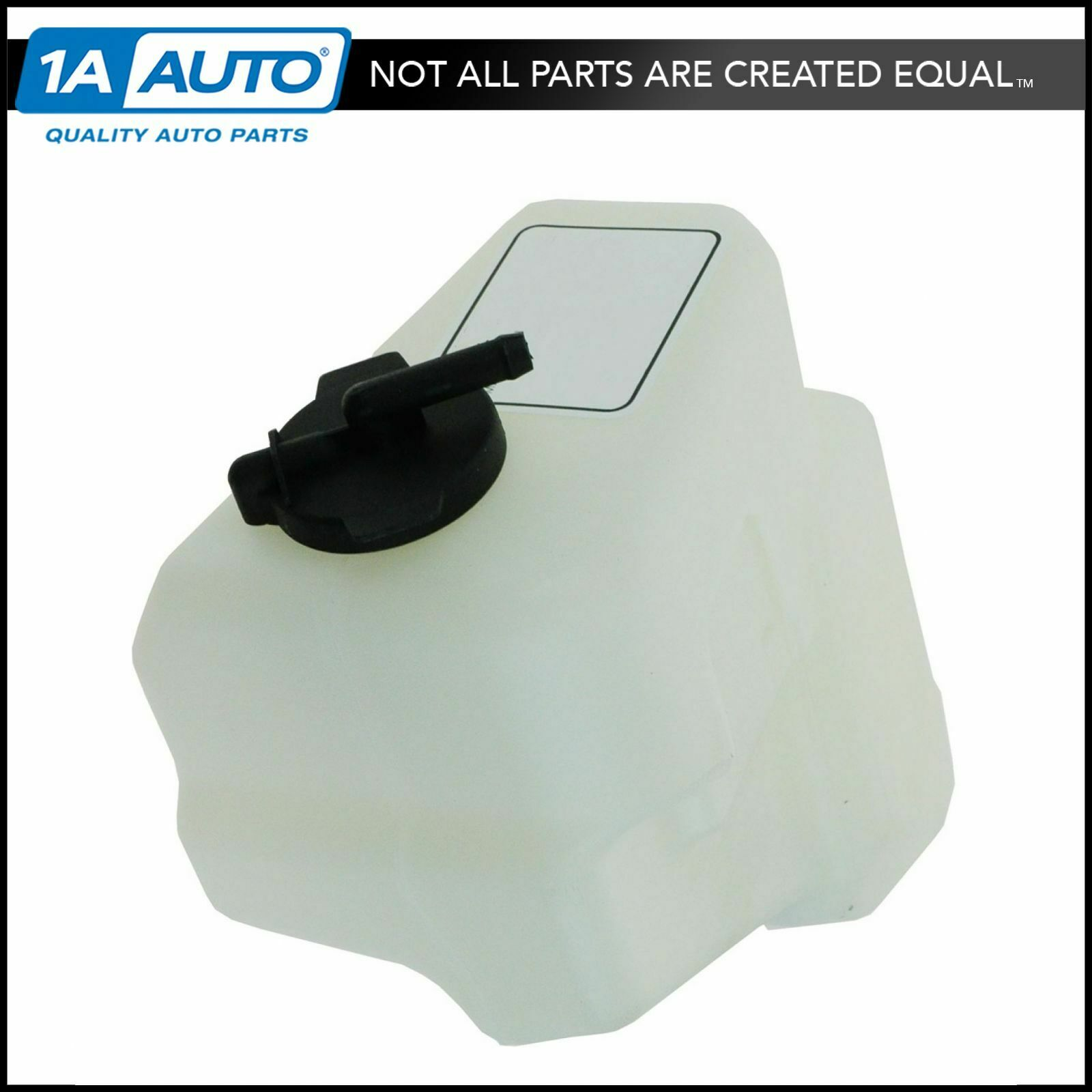 Radiator Coolant Overflow Expansion Tank Bottle For Toyota Camry Bleeder Screw Nissan Tiida 1 Of 2only 3 Available