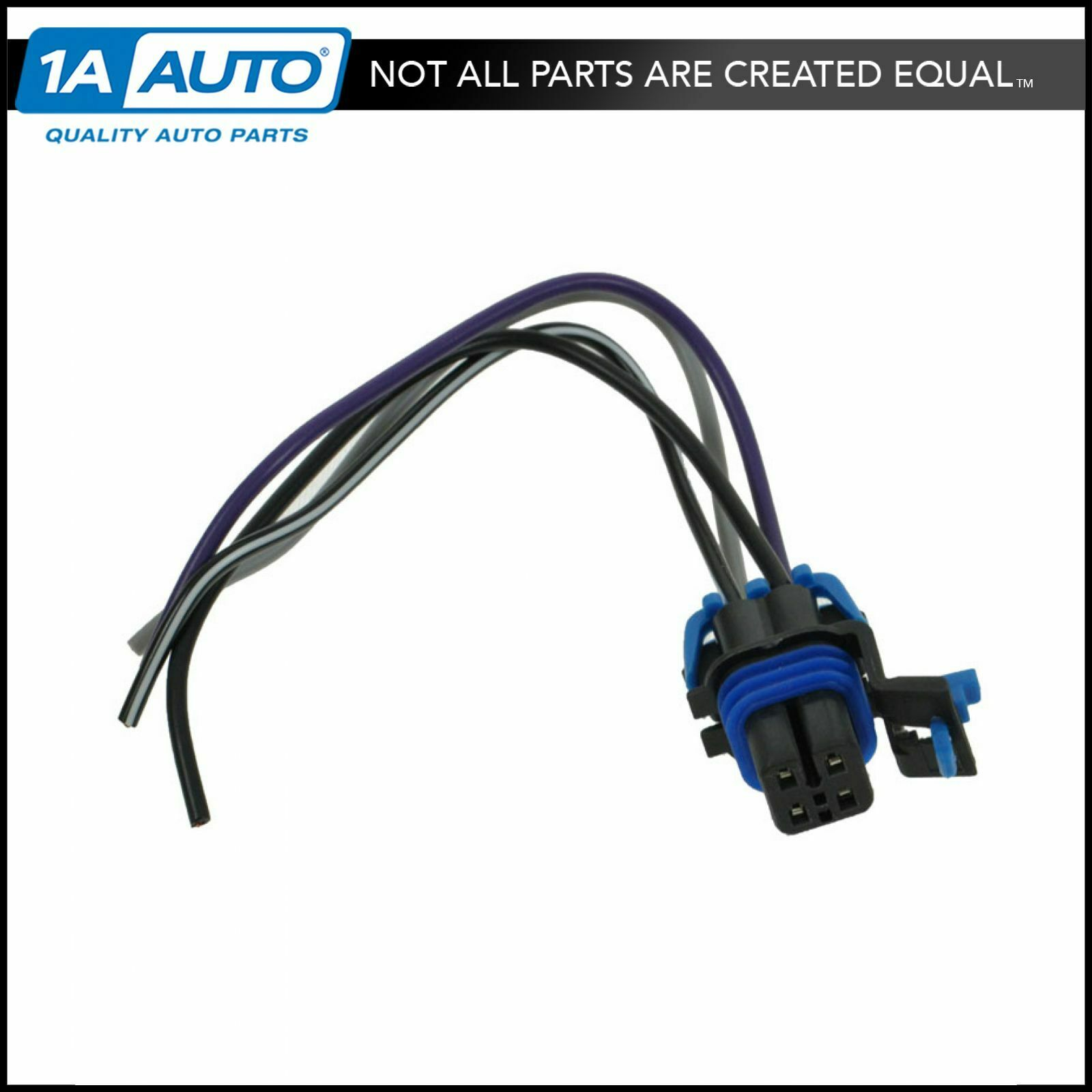 Fuel Pump Wiring Harness With Square Connector 4 Wire Pigtail For Oxigen Sencer 2000 Gmc Jimmy 1 Of 2only 3 Available