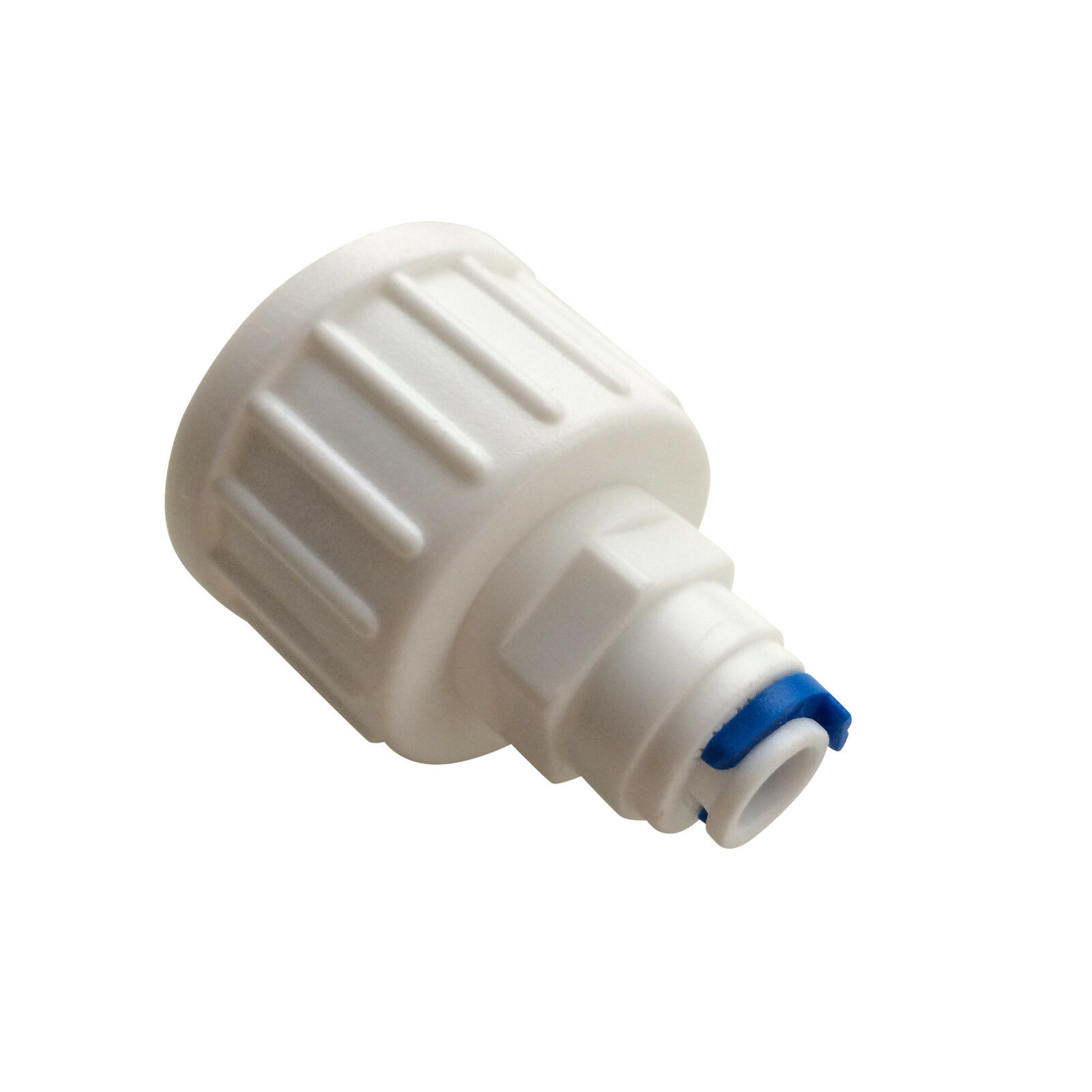 """Reverse Osmosis RO Garden Tap Connector 3/4"""" BSP to 1/4"""" Push Fit Water Filter"""