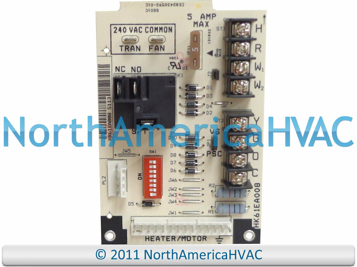 Hk61ea008 Oem Carrier Bryant Payne Icp Heil Tempstar Furnace Fan Blower Control Circuit Board Ebay 1 Of 1free Shipping See More