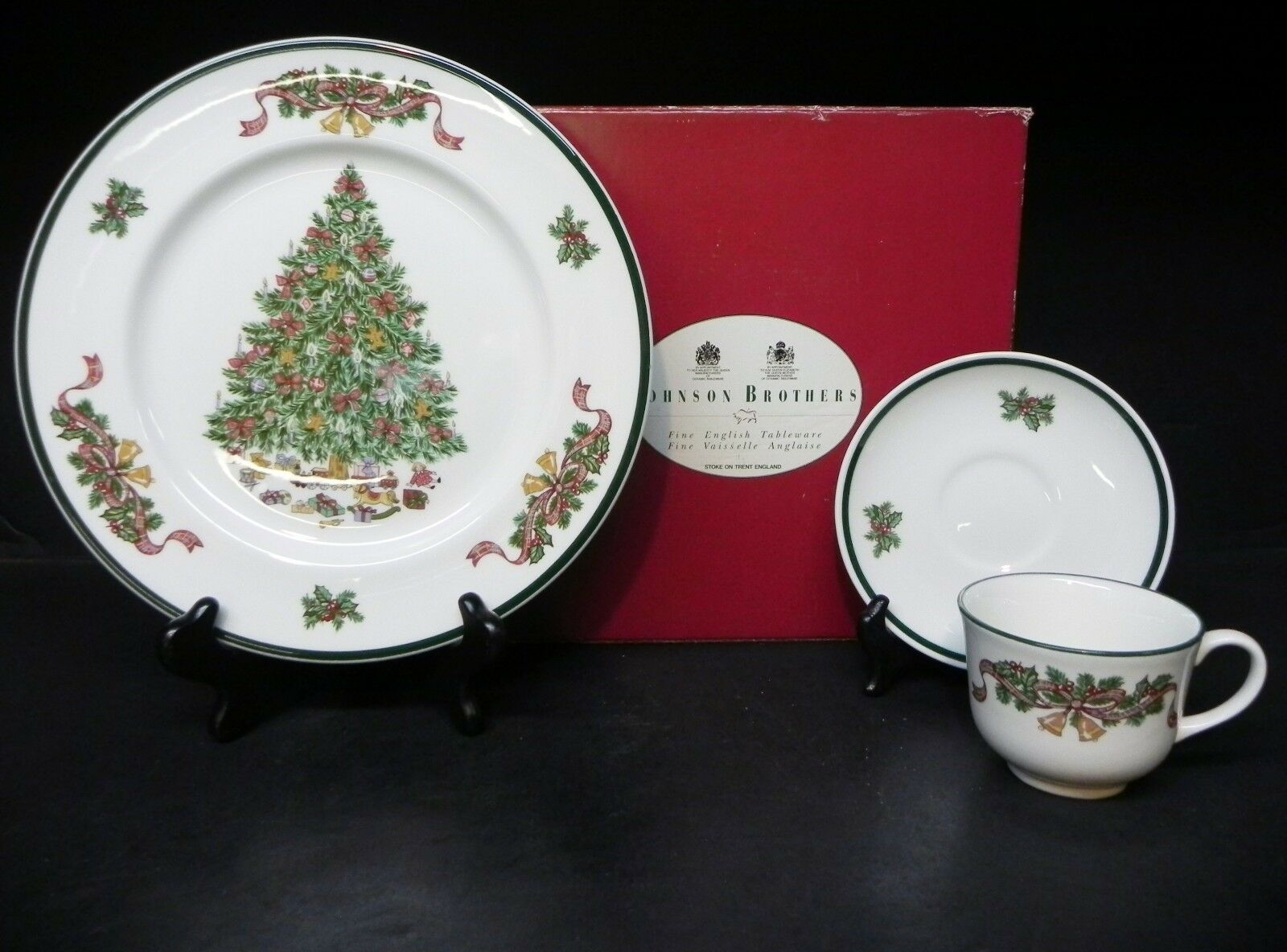 135+ Collection Johnson Brothers Victorian Christmas Pictures ...