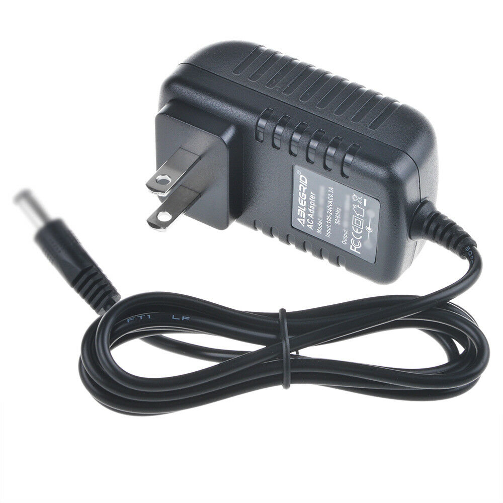 12V 1A MAINS DC Adapter Power Supply Inside Negative Polarity 5.5mm ...