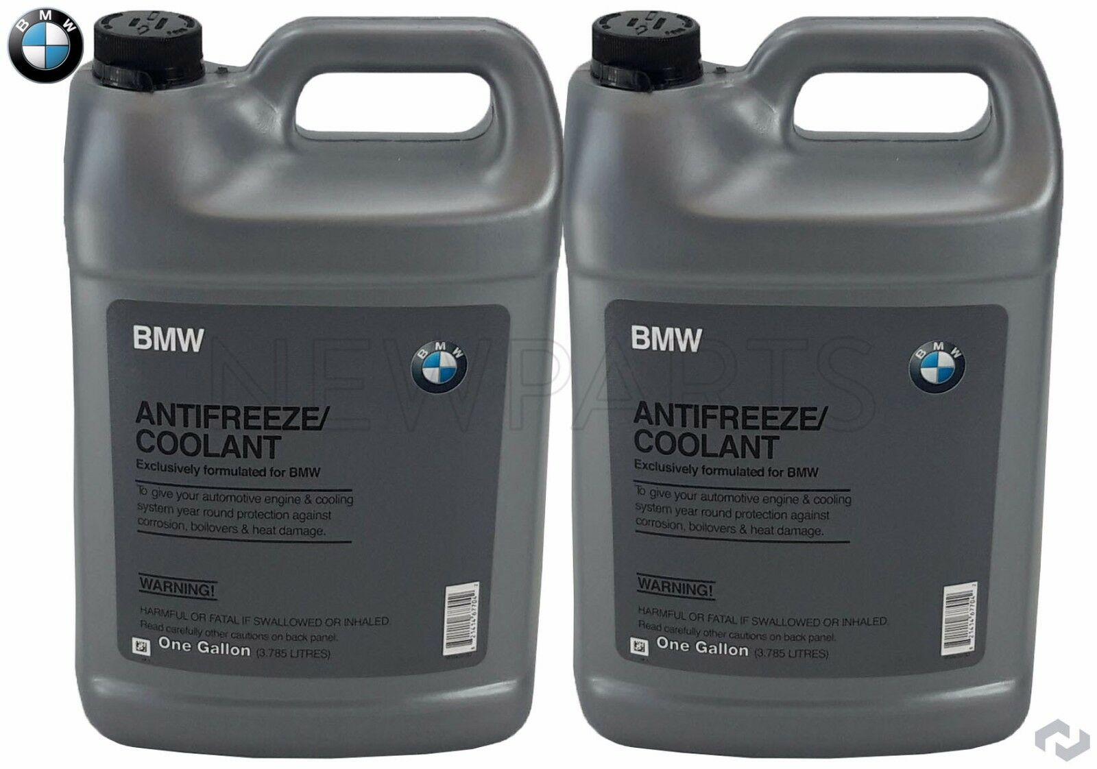 New 2 Gallons Genuine Bmw Blue Color Antifreeze Coolant 5796 Engine 1 Of 2free Shipping