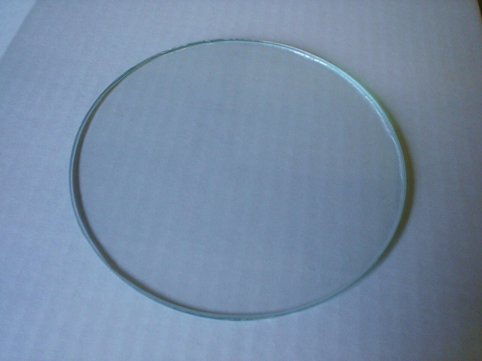 Replacement Clock Glass ***** One Piece Of 1 Mm Flat Clock Glass 140 Mm *****