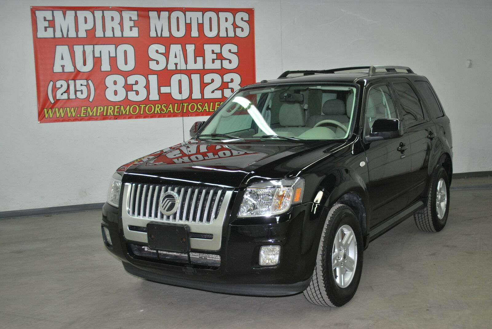 mercury mariner hybrid sport utility 4 door On empire motors auto sales llc