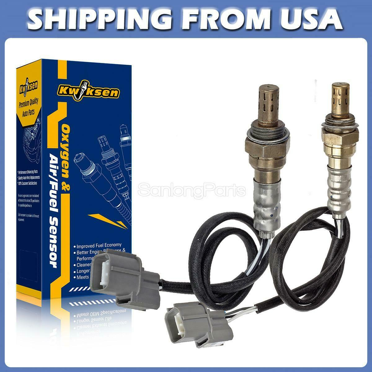 Downstream Front Rear Oxygen O2 Sensor For 03 04 05 06 Acura Mdx 35 Saturn Vue Bank 1 2 Location Of 7 See More