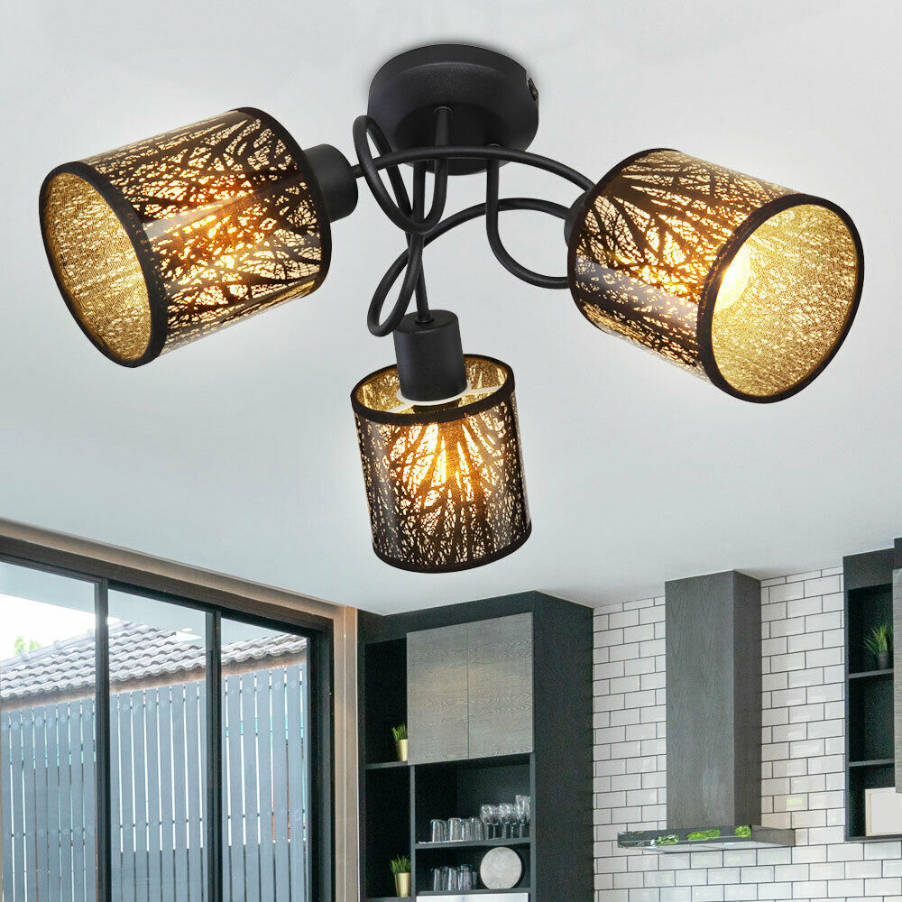 6 flammiger led decken strahler spot leiste wohn ess schlaf zimmer lampe wofi eur 29 90. Black Bedroom Furniture Sets. Home Design Ideas