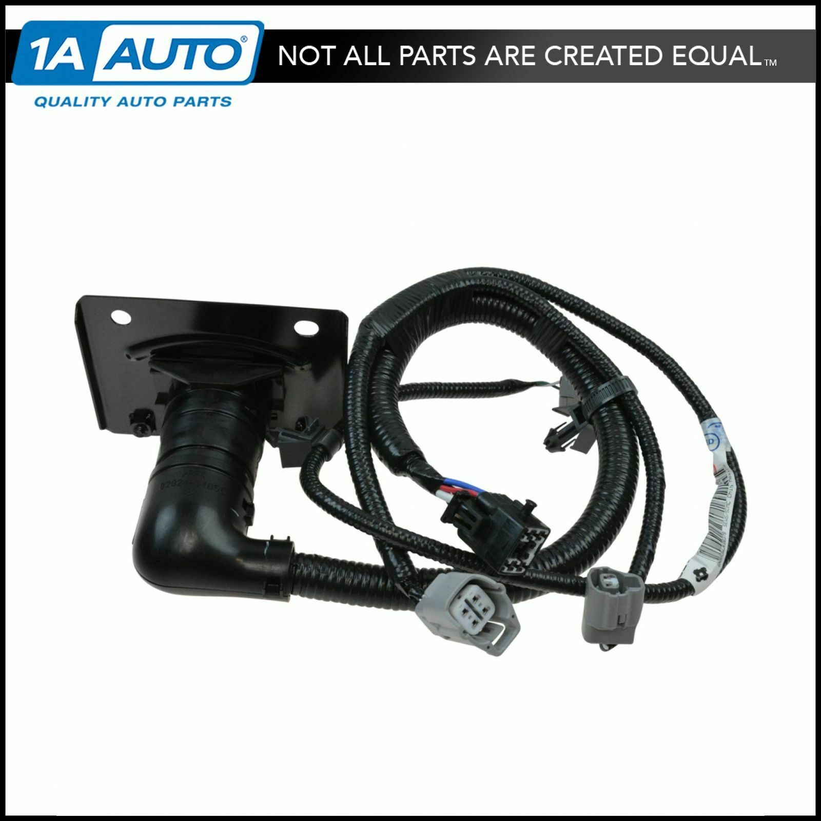Oem Trailer Tow Hitch Wiring Harness 7 Pin Connector For Toyota 2014 Nissan Pathfinder 1 Of 6only Available