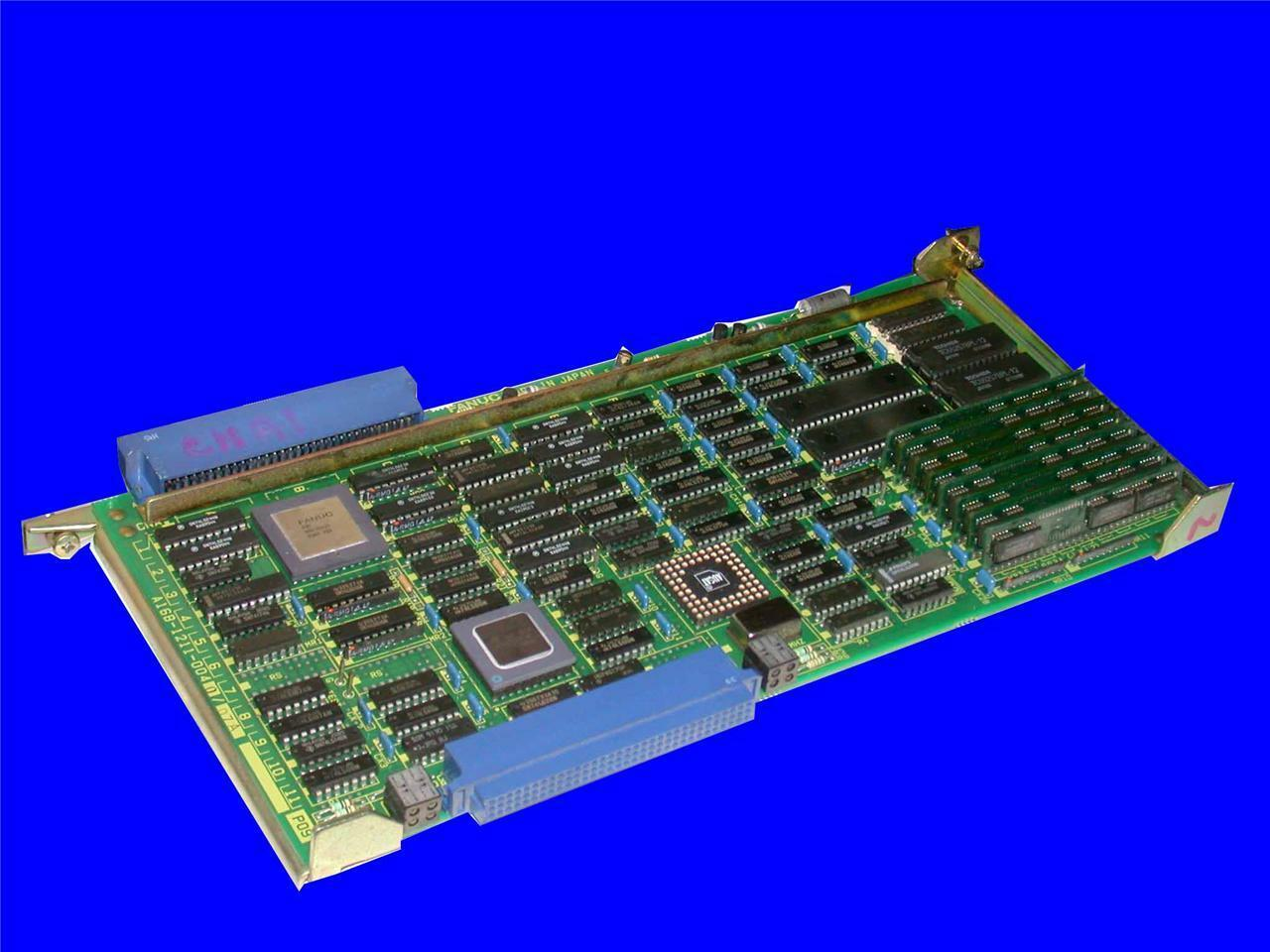 Very Nice Ge General Electric Fanuc Cpu Memory Card Circuit Board 1 Of 1only Available