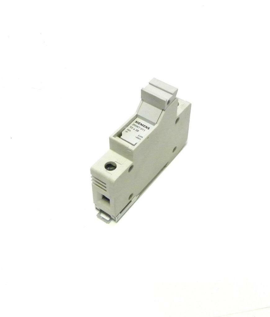 Single Fuse Box Holder Handy Wiring Library Siemens Pole 32 Amp 690 Vac 1 Of See More