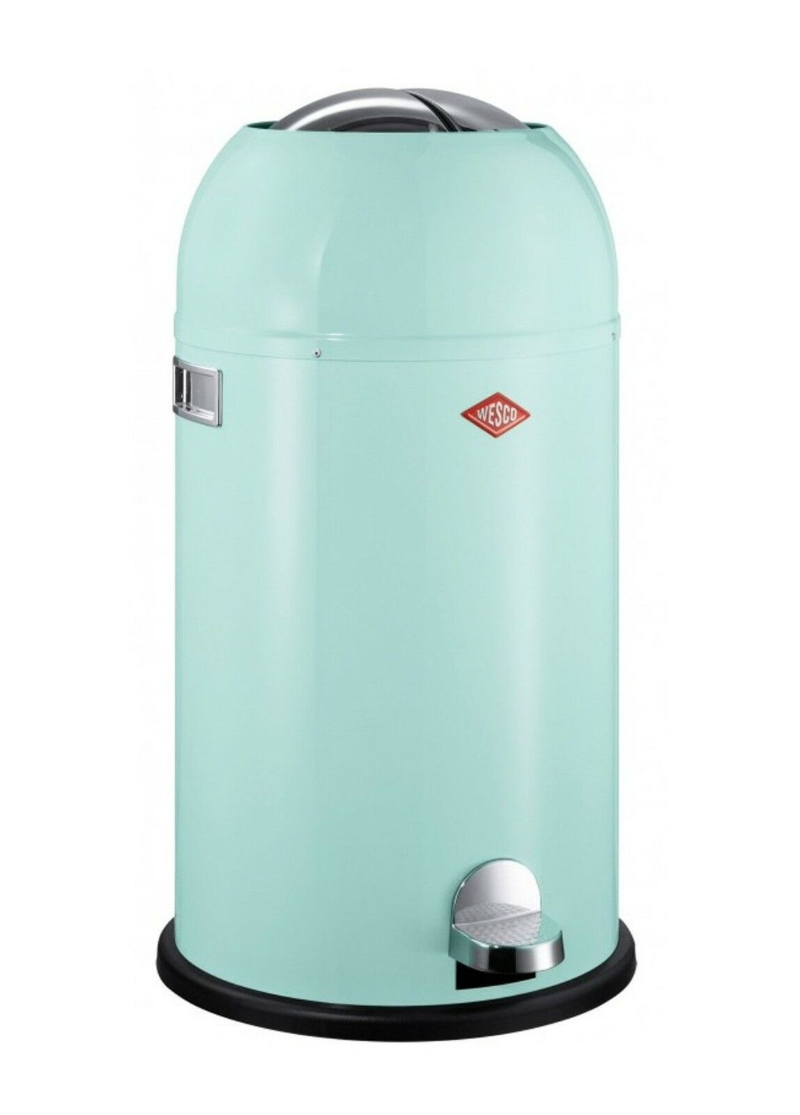 WESCO KICKMASTER 33L garbage can Mint waste pedal litter bin special ...