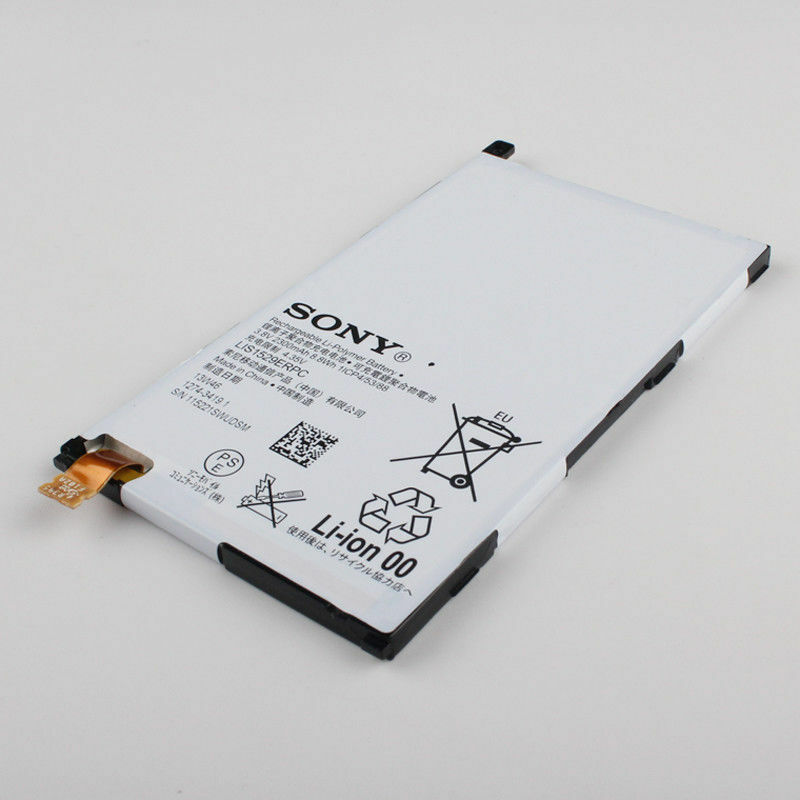 Genuine Battery For Sony Xperia Z1 Compact Mini D5503 Lis1529erpc Baterai 1 Of 2free Shipping