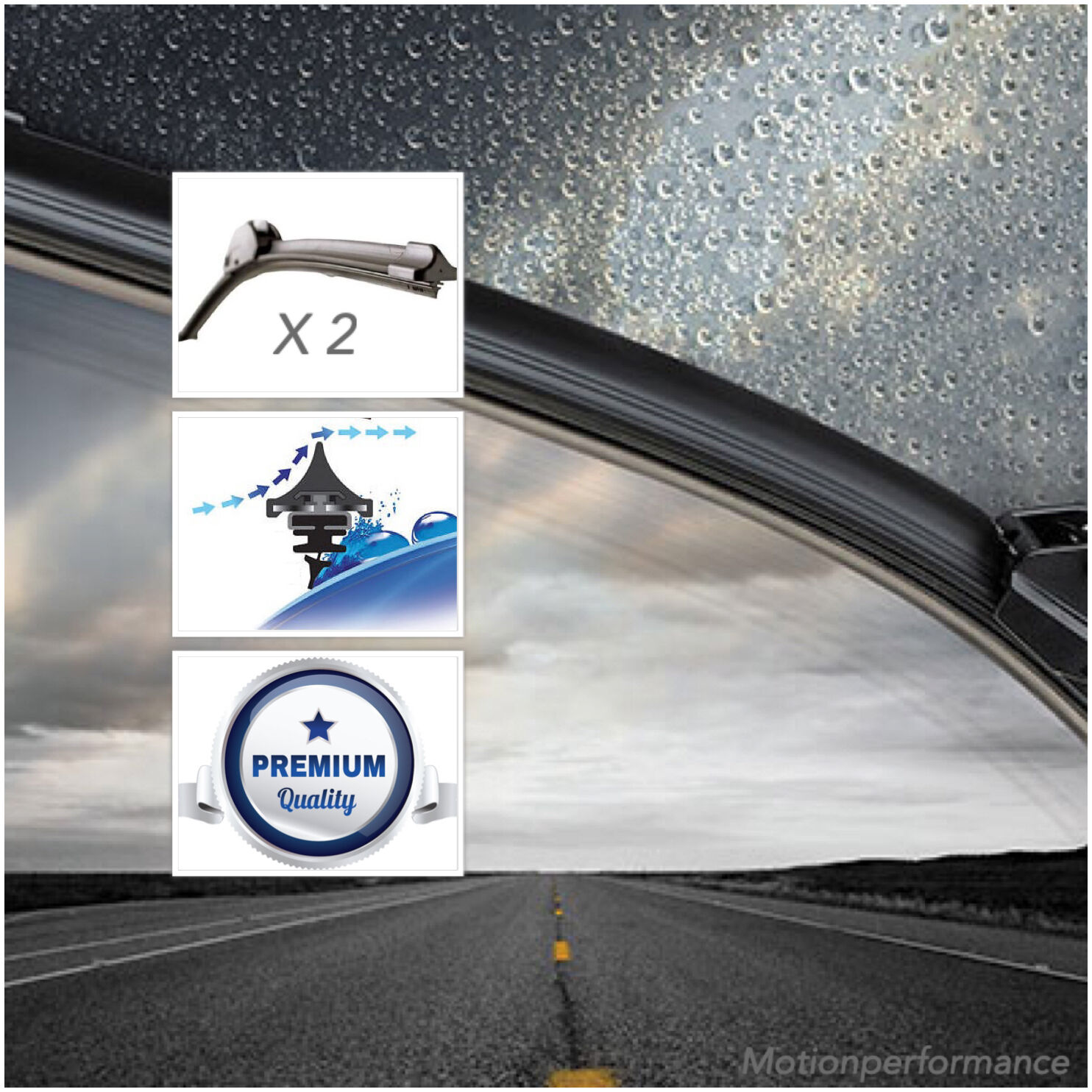 how to change peugeot 207 wiper blades