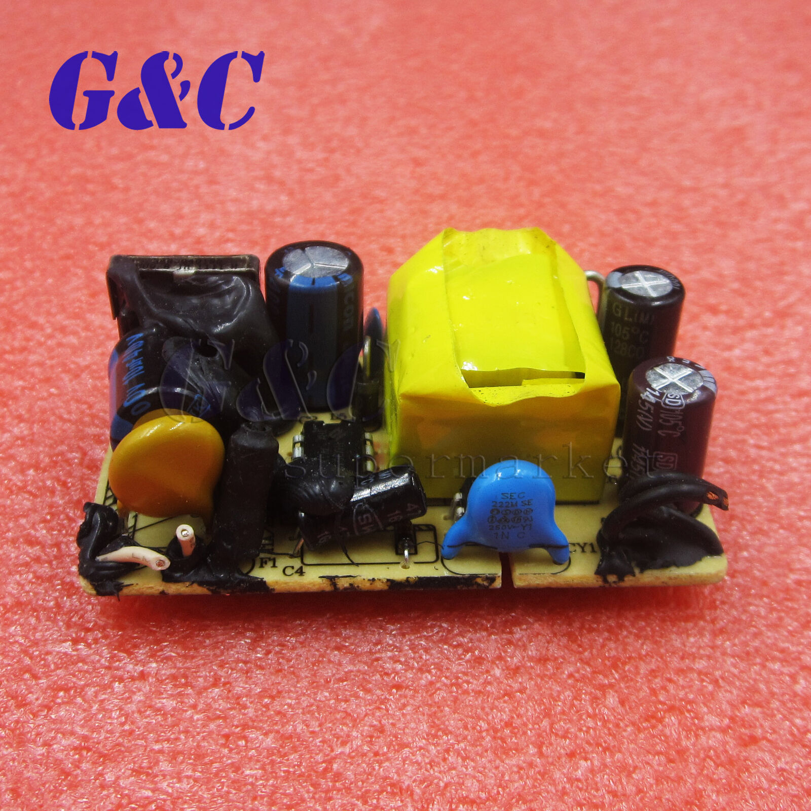 Ac Dc 5v 25a Switching Power Supply Module 2500ma Bare Circuit To Board 1 Of 8 See More
