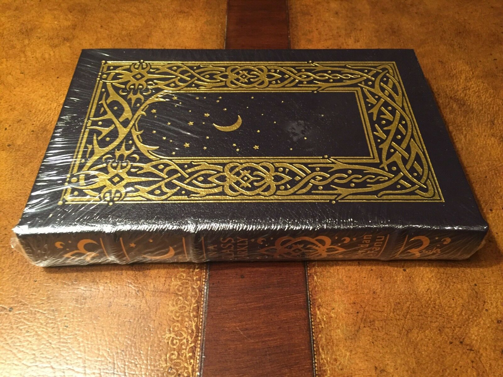 Easton press in a glass darkly by lefanu sealed 20900 picclick easton press in a glass darkly by lefanu sealed 1 of 1only 2 available see more fandeluxe Images