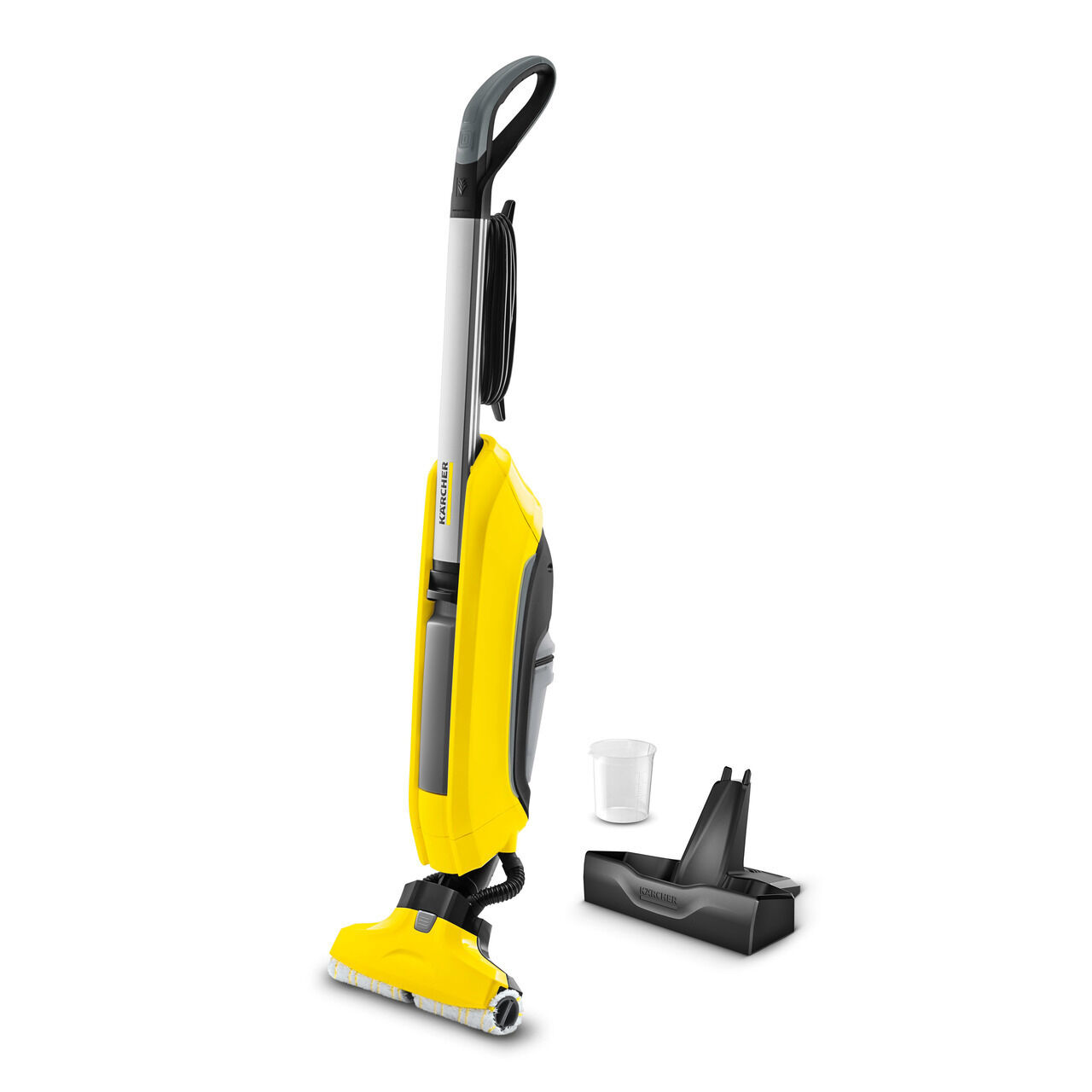 karcher fc 5 hard floor cleaner scrubber drier vacuum and wash in one pass. Black Bedroom Furniture Sets. Home Design Ideas