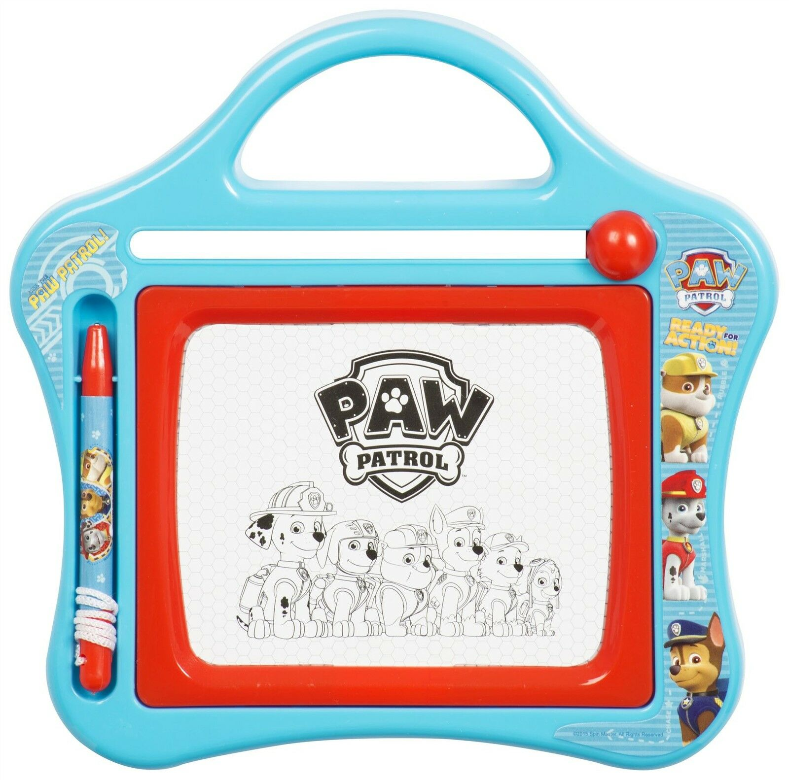 paw patrol magnetic scribbler marshall chase rubble. Black Bedroom Furniture Sets. Home Design Ideas