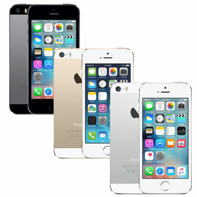 apple iphone 5s 16gb refurbished smartphone handy ohne simlock grade b eur 189 95. Black Bedroom Furniture Sets. Home Design Ideas
