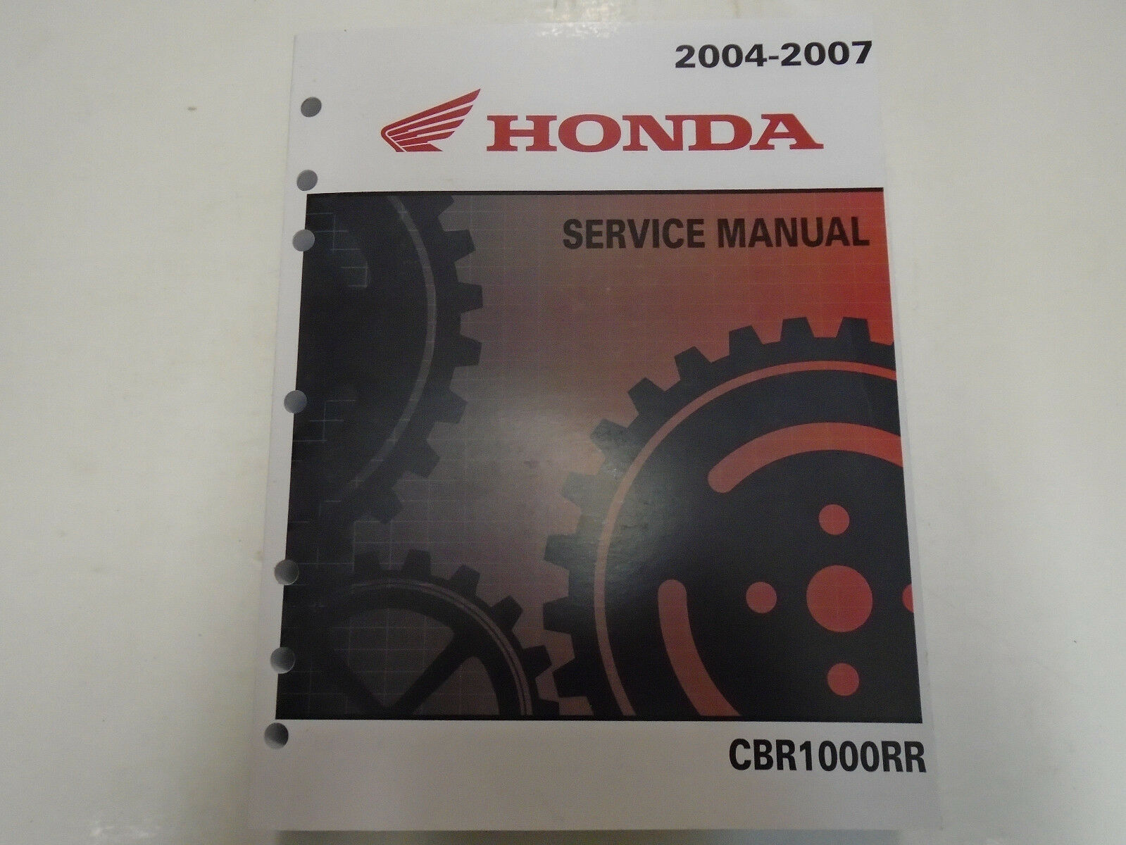 2006 2007 Honda CBR1000RR 1000RR Service Shop Repair Factory Manual OEM NEW  1 of 4Only 1 available ...