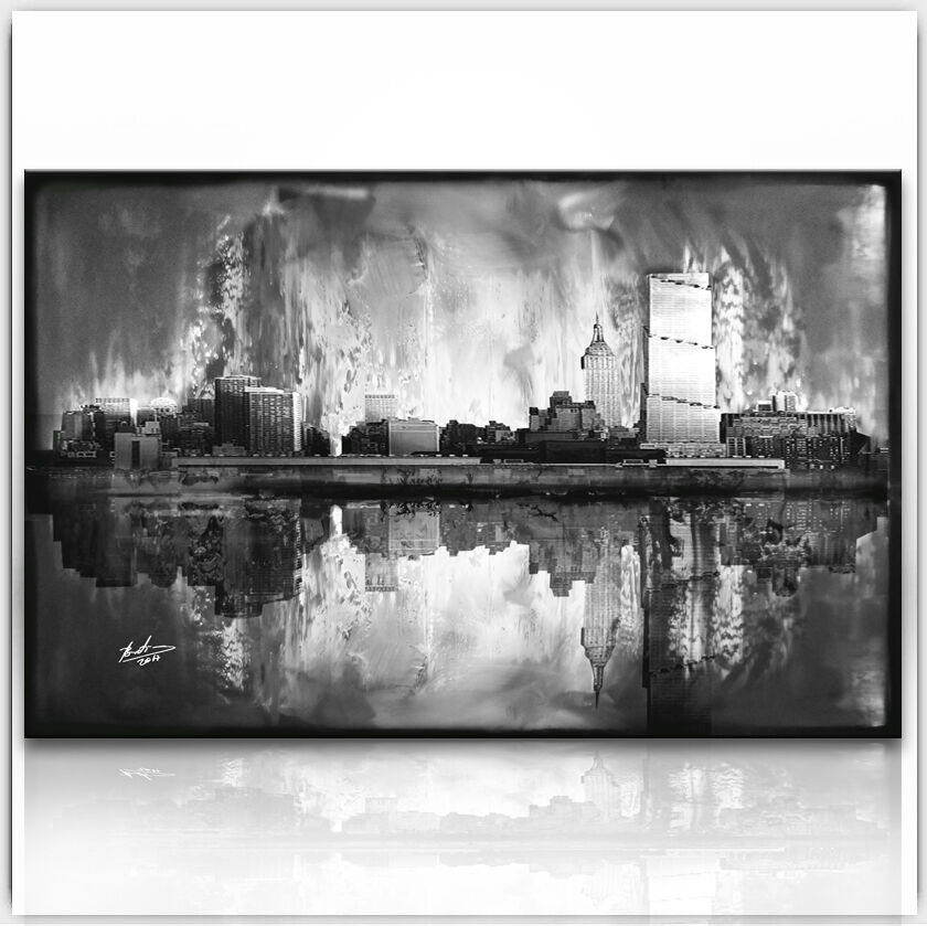 bratis art bilder leinwand abstrakt kunst wandbild kunstdruck modern xxl 286a eur 59 95. Black Bedroom Furniture Sets. Home Design Ideas
