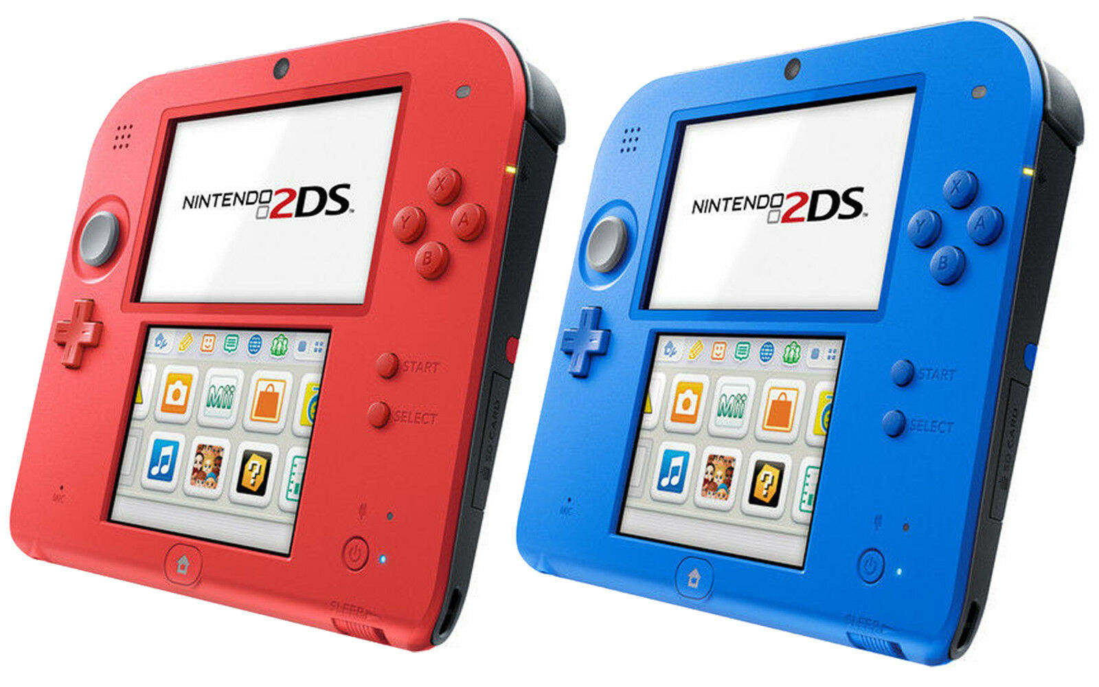 new nintendo 2ds mario kart 7 edition red or blue 109 99 picclick