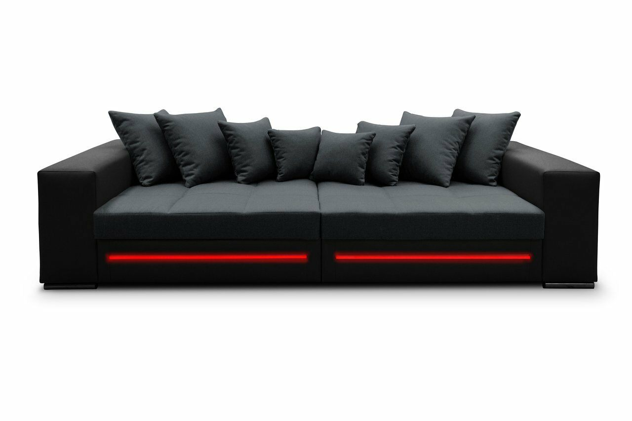 ecksofa safir eckcouch bigsofa big xxl schlafsofa wohnlandschaft led 01353 eur 599 00. Black Bedroom Furniture Sets. Home Design Ideas