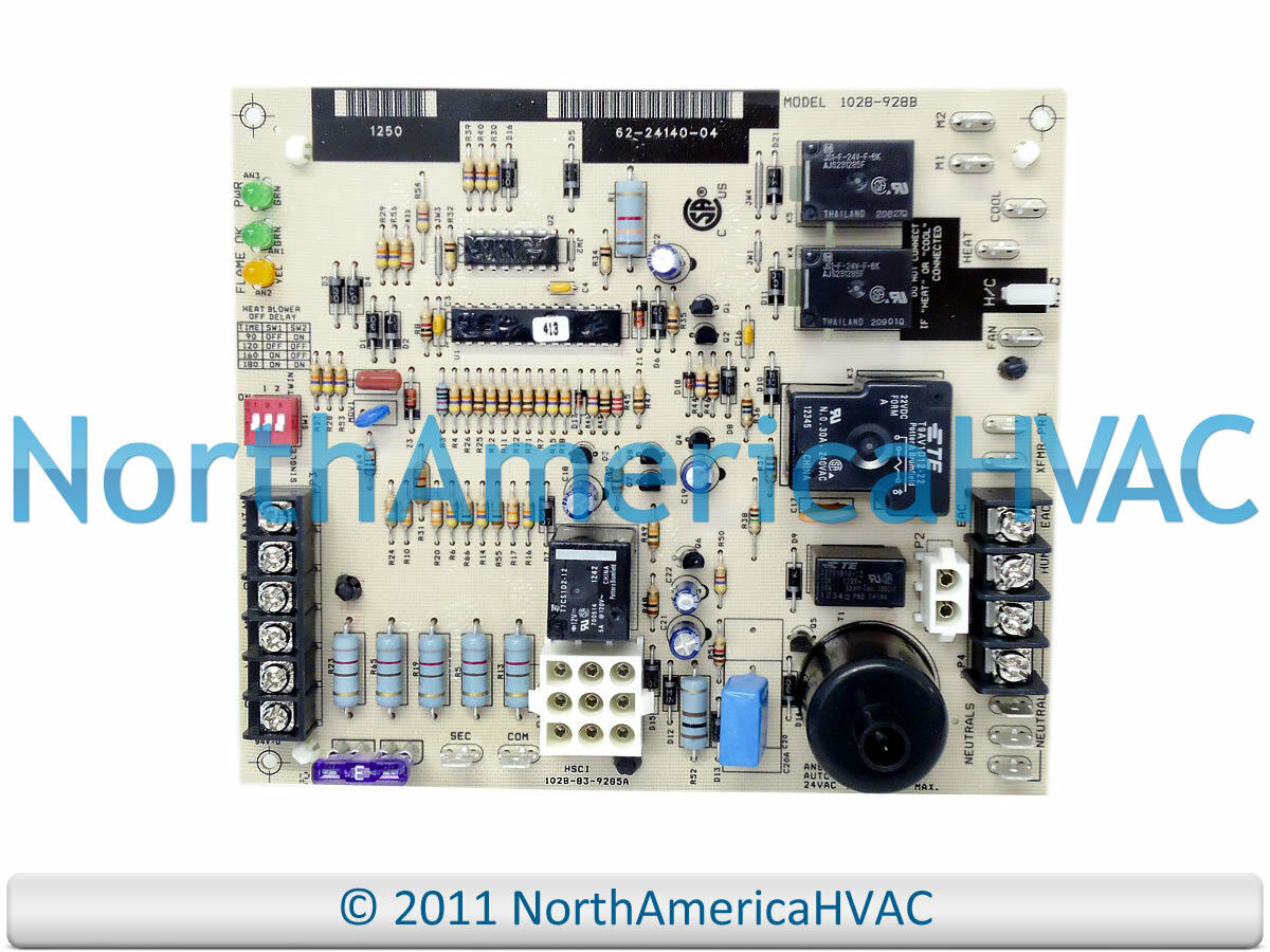 Rheem Ruud Wking Control Board 62 24140 01 02 13695 Home Circuit Square Frame 1 Of 1free Shipping