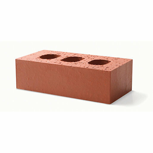 Wienerberger engineering brick red 65 x 215 x 100mm x 10 for What to do with bricks