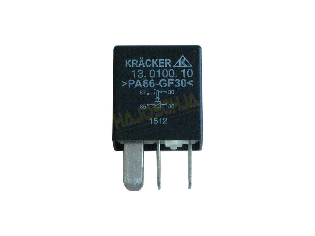 Genuine Cracker Relay Blinkrelais Indicator Opel Astra G Corsa B Where Is The Fuse Box Mk4 1 Of 3 See More