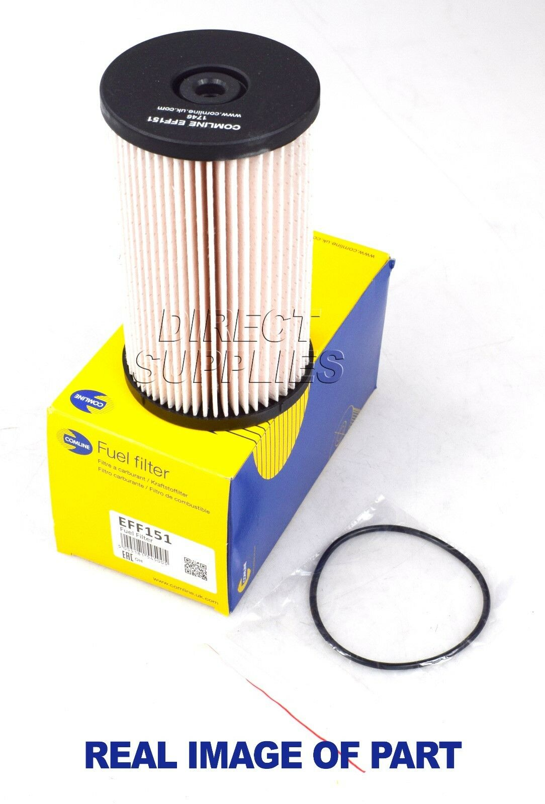 Comline Fuel Filter Audi A3 Seat Skoda Vw Beetle Caddy Golf Jetta 2001 Passat 1 Of 1free Shipping