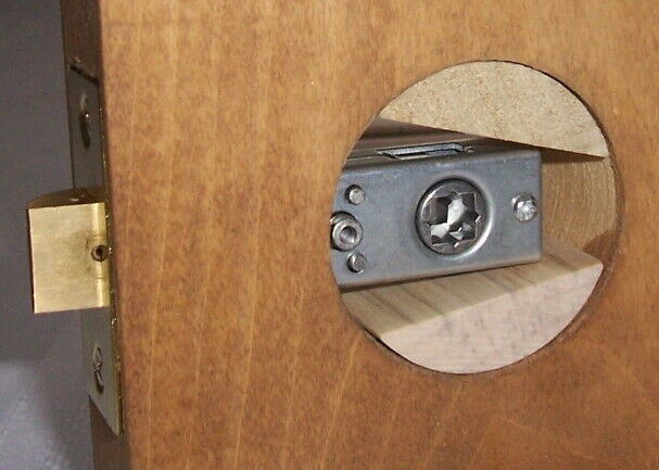 Special Lot of 6  pair of wood adapters to fit antique knobs in modern doors-WOW