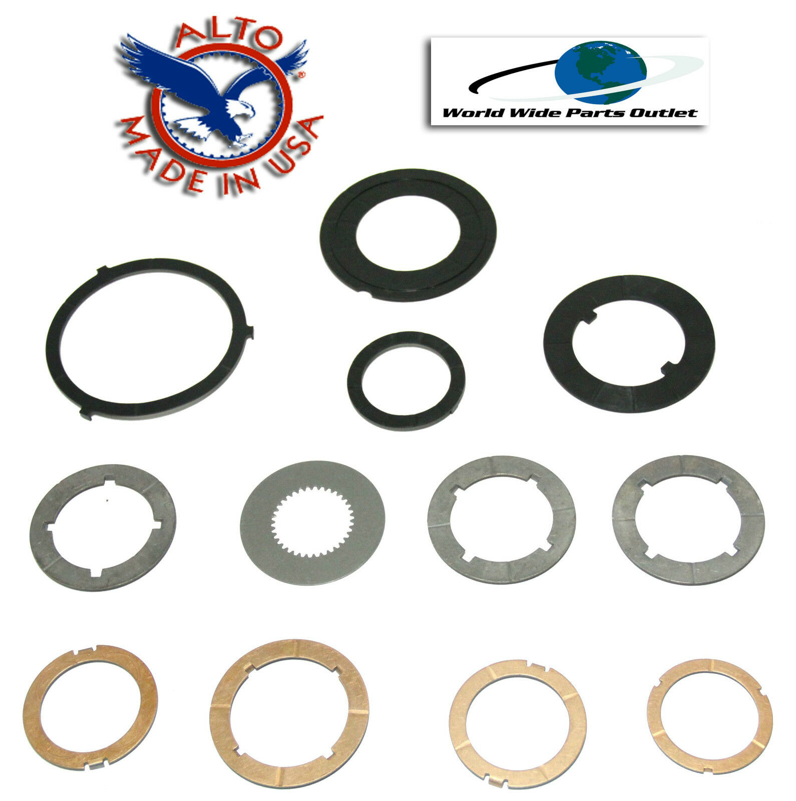 4 6 Ford Wiring Harness 4r100 Explained Diagrams Clip E4od Thrust Washer Kit Pinion Automatic Transmission Painless