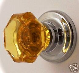 Finest 24% Lead Crystal Cabinet/Closet/BiFold Knob-ANYWHERE FLAT RATE S/H $4.99