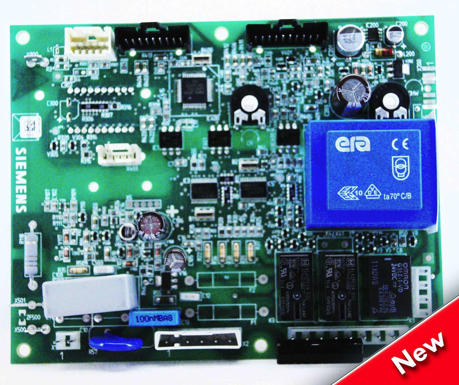 MAIN COMBI 25 Eco & 25 Eco Elite Boiler Main Printed Circuit Board ...