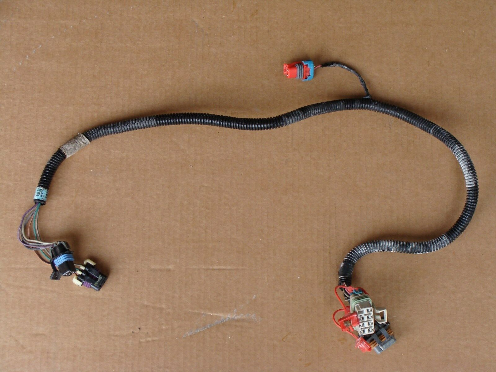 99 02 Ls1 38 V6 Camaro Firebird Trans Am Fuel Pump Wiring Harness 1 Of 1only 2 Available See More