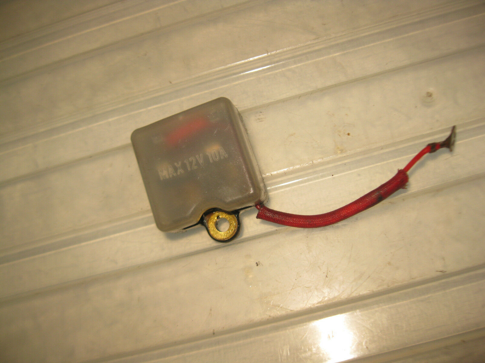 Suzuki 1981 1982 GS650 E GS 650 Single Fuse Box 1 of 6Only 1 available ...