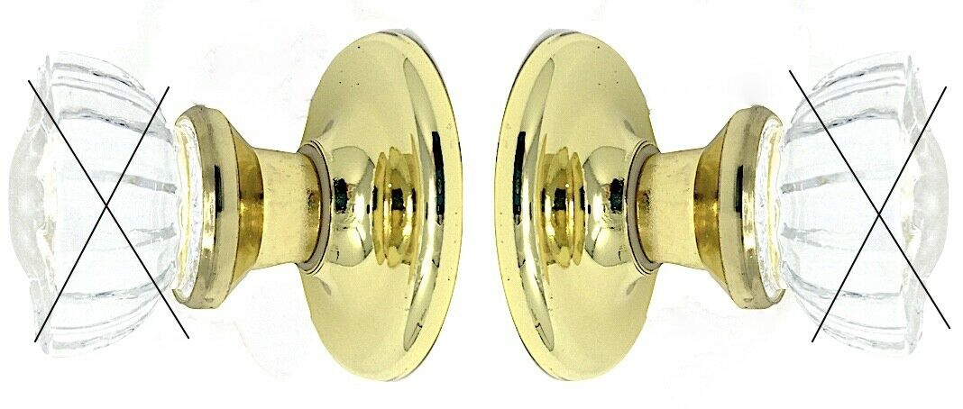 The Perfect Retrofit Kit - Install Your Antique Knobs in Modern Pre-Door+Service
