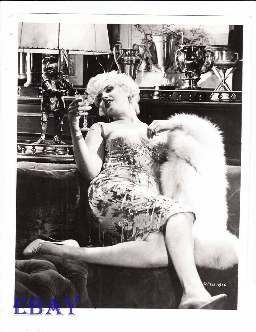 Marilyn Monroe Sexy Some Like It Hot Vintage Photo Only 1 Available