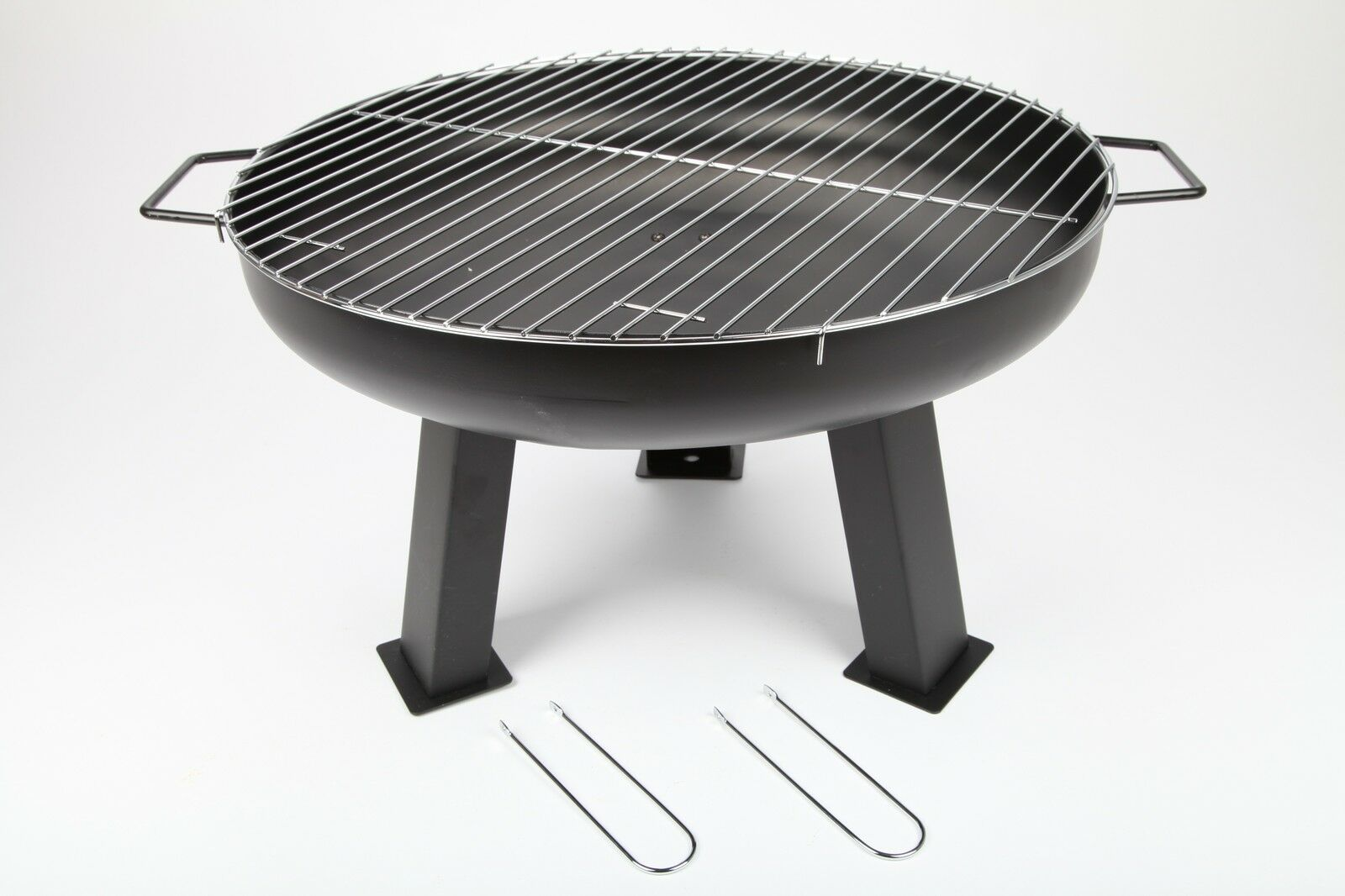 vasque feu 60 cm barbecue barbecue de jardin neuf eur 68 80 picclick fr. Black Bedroom Furniture Sets. Home Design Ideas