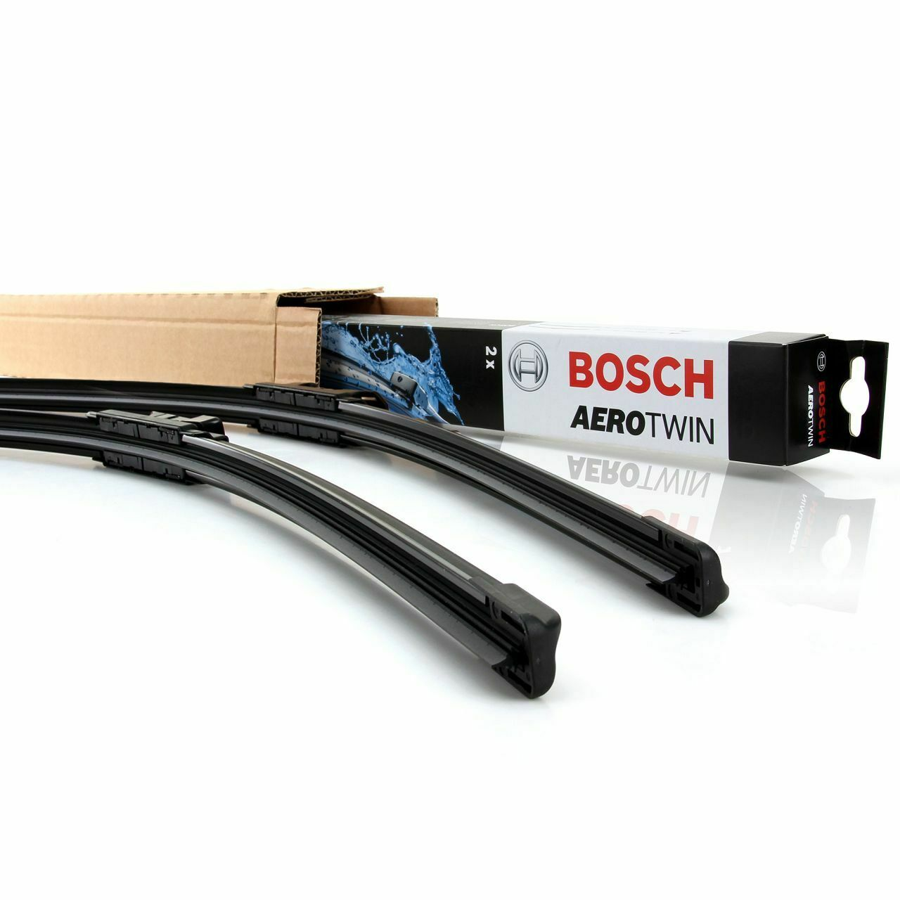 bosch aerotwin a414s scheibenwischer wischerbl tter ford. Black Bedroom Furniture Sets. Home Design Ideas