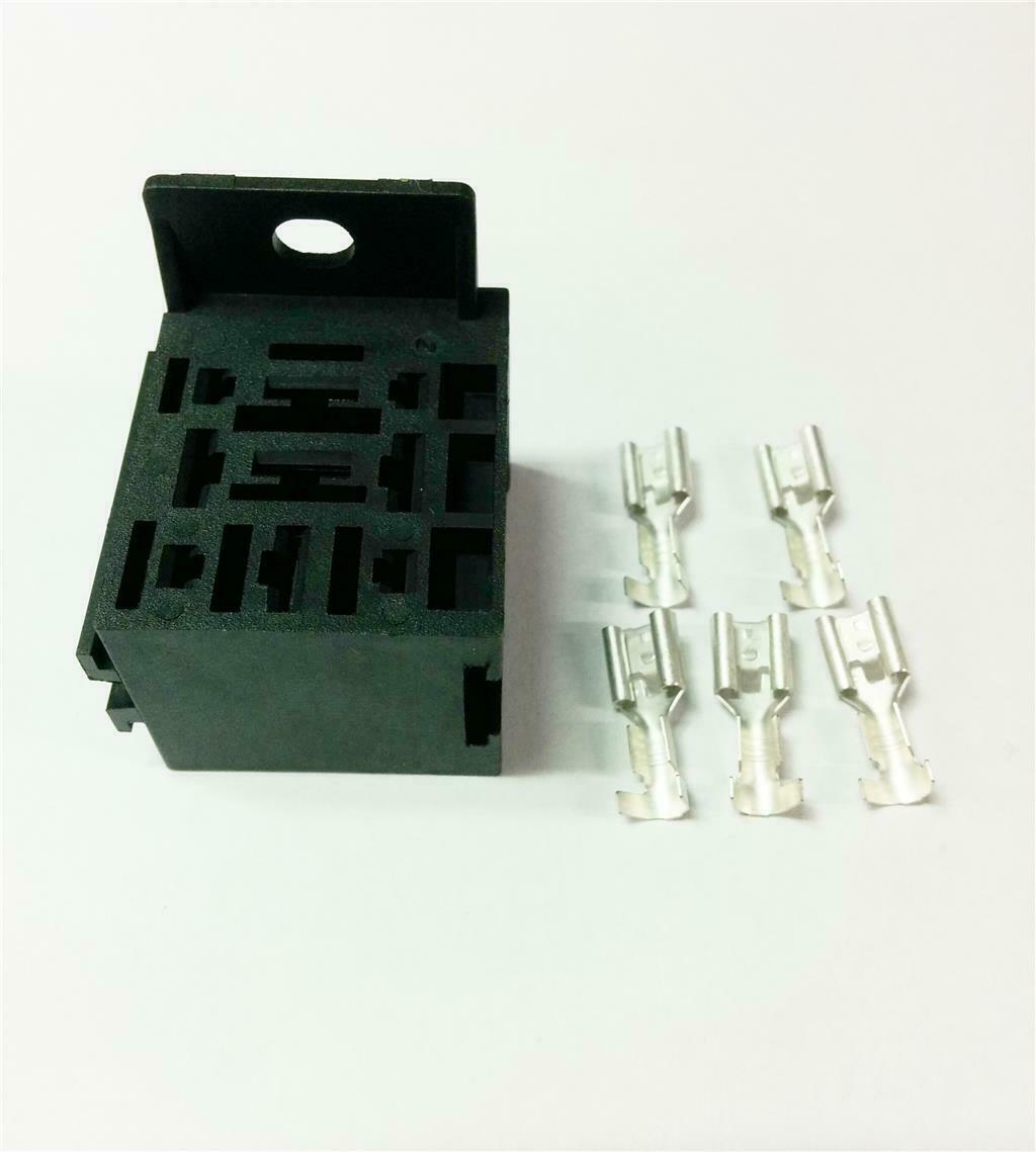 Automotive Motorcycle Relay Base Fuse Box Radio Installation Looms 1 of  1Only 3 available ...