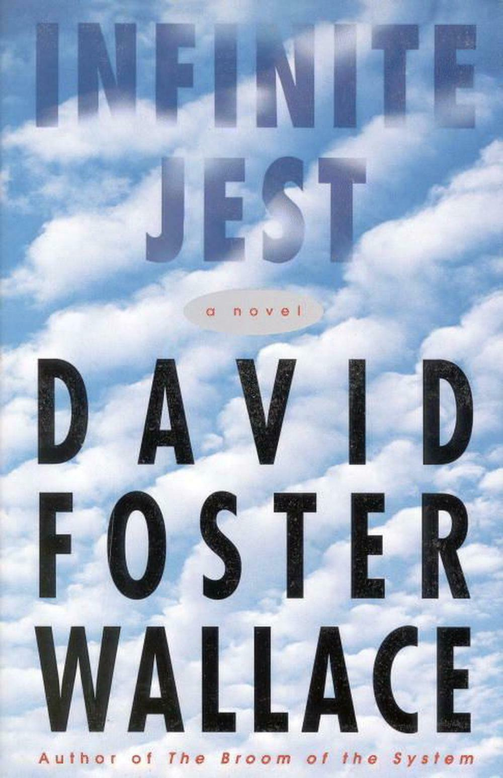 Infinite jest by david foster wallace english hardcover book free infinite jest by david foster wallace english hardcover book free shipping 1 of 1only 3 available fandeluxe Image collections
