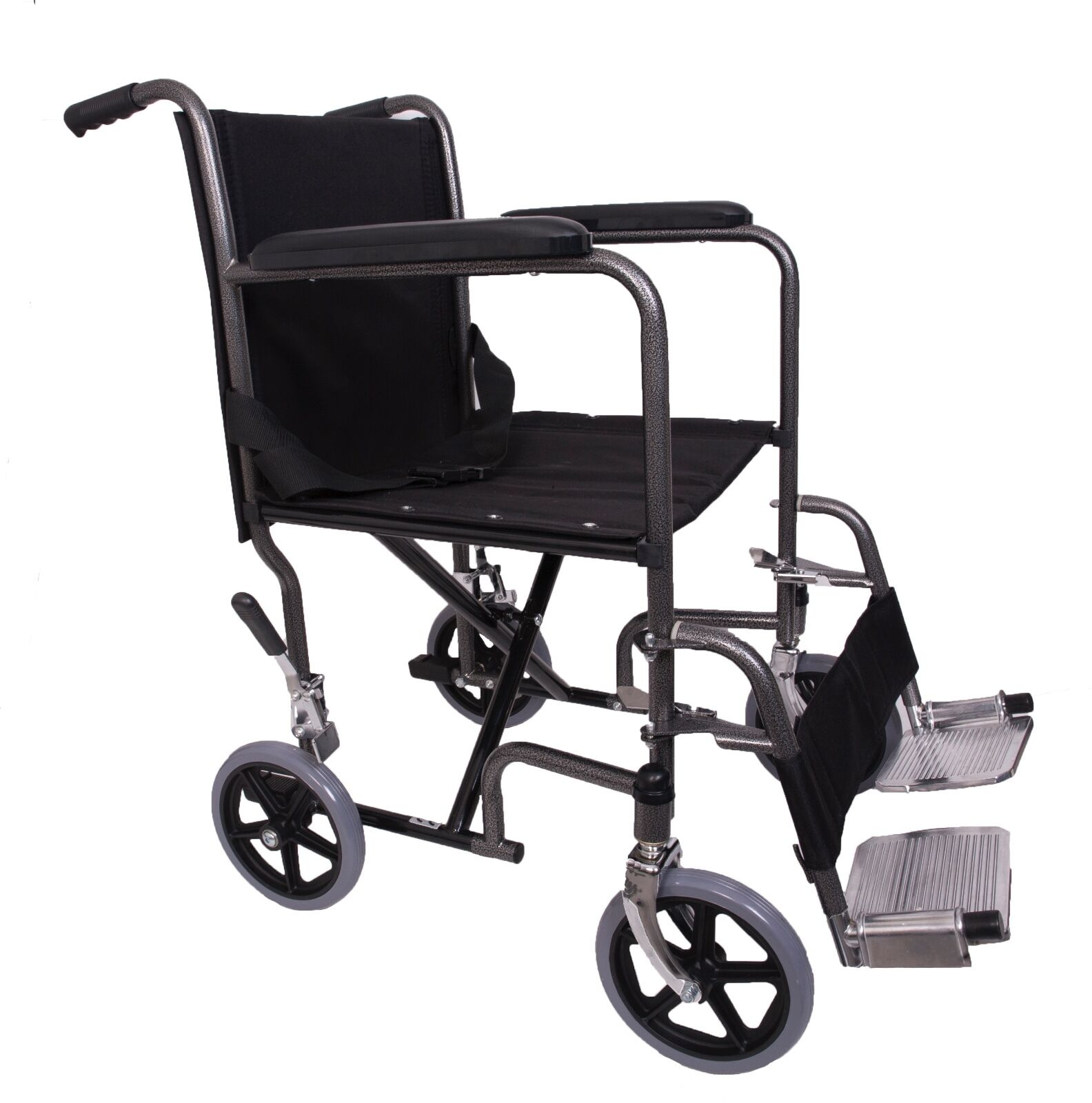 Angel mobility lightweight folding transit travel for Lightweight motorized folding wheelchair