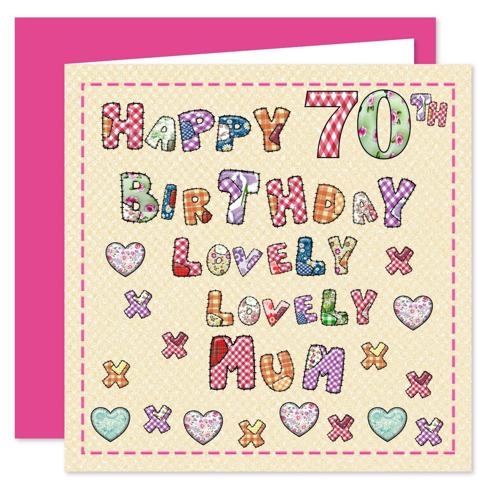 Mum Happy Birthday Card