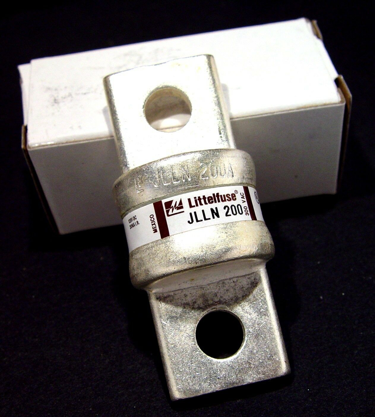 200 Amp Class T Fuse Jlln Littelfuse Dc Rated Boat Rv Or Solar New Box 1 Of 2only 4 Available
