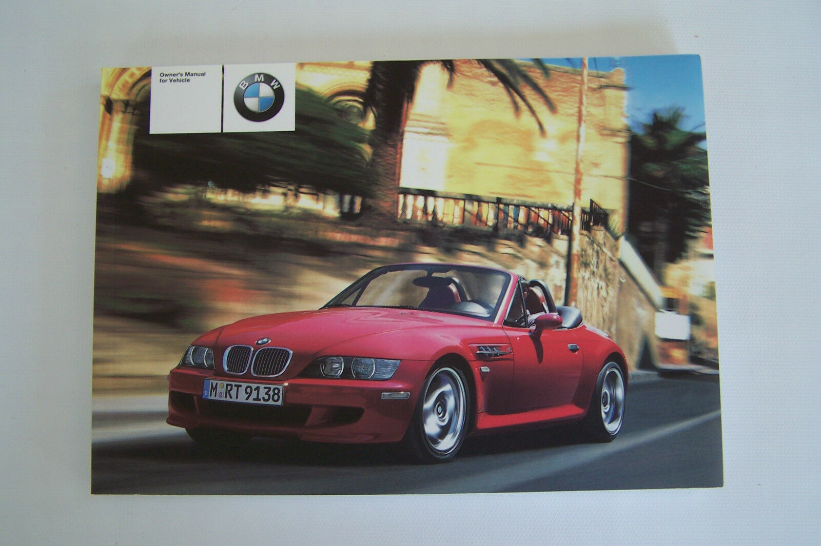 2002 bmw z3 m roadster coupe Owners Manual E36 parts 3 Series new original m  z3 1 of 6FREE Shipping See More