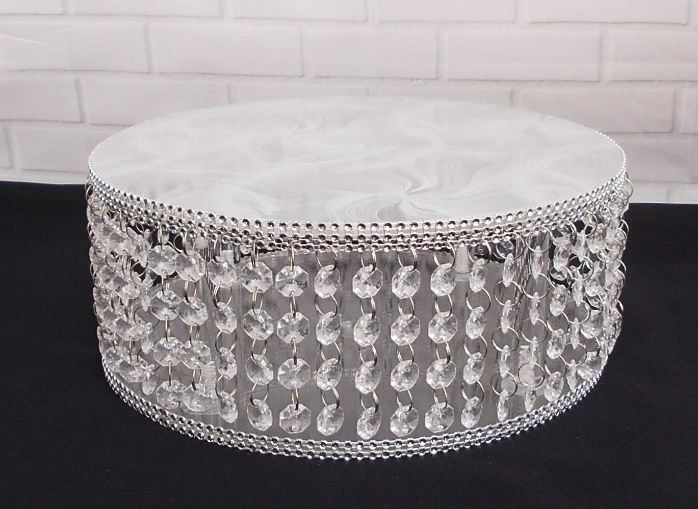 Inch Acrylic Cake Stand Plates
